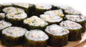 Sushi di Maki Immagine Stock