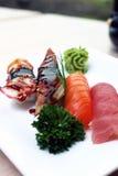 Sushi di Nigiri fotografia stock