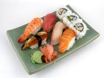Sushi di Nigiri immagine stock