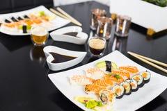 Sushi Dinner Royalty Free Stock Image