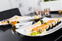 Sushi Dinner Stock Photos