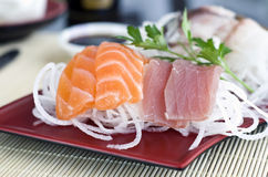 Sushi dish Royalty Free Stock Photography