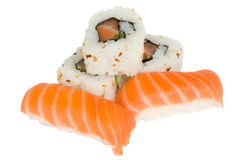 Sushi  dish Royalty Free Stock Photo