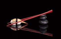 Sushi do camarão Imagens de Stock