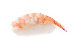 Sushi do camarão Foto de Stock