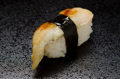 Sushi do congro Imagem de Stock Royalty Free