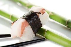Sushi do polvo Imagem de Stock Royalty Free