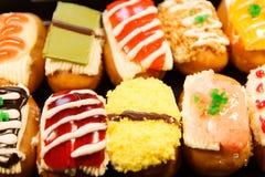 Sushi Donut 3 Stock Photography