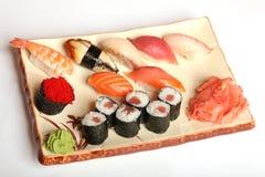 Sushi dragon Stock Images