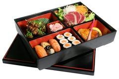 Sushi een reeks Stock Fotografie