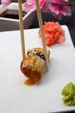 Sushi ell unagi nigiri Royalty Free Stock Image
