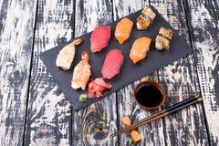 Sushi en Fotografía de archivo
