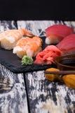 Sushi en Imágenes de archivo libres de regalías
