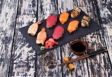 Sushi en Foto de archivo libre de regalías