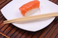 Sushi en broodjes Stock Fotografie