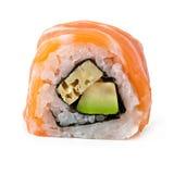 sushi för maki för kokkonstmat japanska Fotografering för Bildbyråer