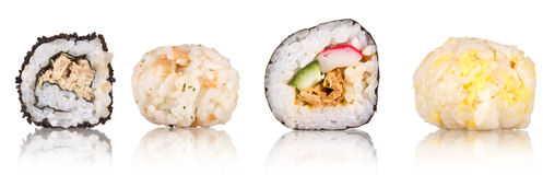 Sushi food Royalty Free Stock Photography