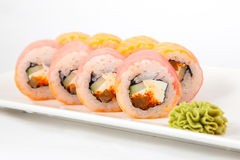 Sushi food japan photo Royalty Free Stock Images