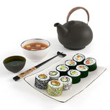 Sushi food Stock Images