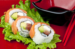 Sushi frais photo stock