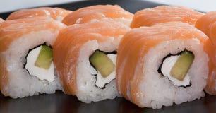 Sushi freschi Fotografie Stock