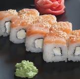 Sushi freschi Fotografie Stock Libere da Diritti