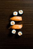 Sushi fresco Fotografia de Stock Royalty Free