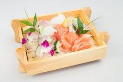 Sushi giapponesi dell'alimento Immagini Stock Libere da Diritti