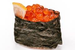 Sushi gunkan stockfoto