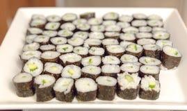 Sushi Hoso Maki Imagem de Stock Royalty Free