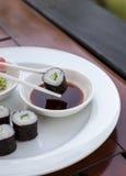 Sushi Hoso Maki Royalty Free Stock Images