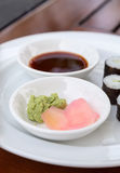 Sushi Hoso Maki Stock Photos