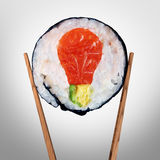 Sushi Idea Royalty Free Stock Images