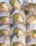 Sushi iedereen? stock afbeeldingen