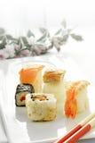 Sushi II Stock Images