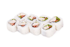 Sushi Imperator Lizenzfreies Stockbild