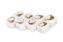 Sushi Imperator. Isolated on a white background Royalty Free Stock Image