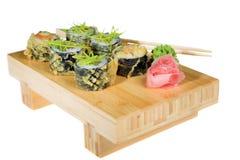 Sushi isolated Royalty Free Stock Images