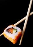 Sushi, isolated Stock Photography