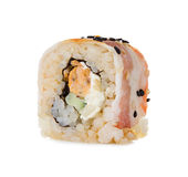 Sushi isolated on a white Stock Photography