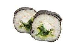 Sushi isolated Royalty Free Stock Photo