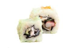 Sushi isolated Royalty Free Stock Photos