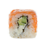 Sushi isolated on a white background Stock Photo