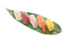 Sushi Japón Imagen de archivo libre de regalías
