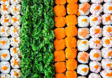 sushi japan food Stock Image