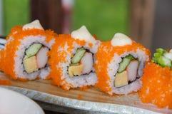 Sushi japanase food Stock Photo