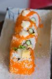 Sushi japanase food Royalty Free Stock Images