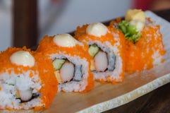 Sushi japanase food Stock Image