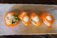 Sushi japanase food Royalty Free Stock Photography