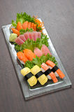 Sushi Japanese cuisine Stock Photography